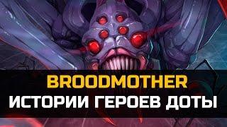 История Dota 2: Broodmother, Б