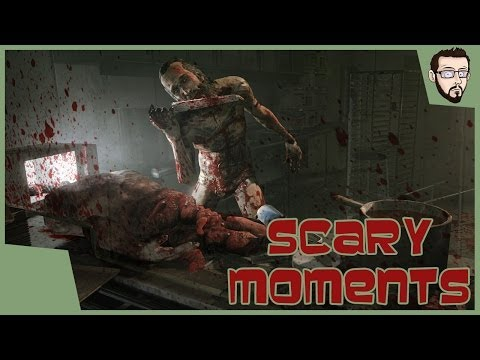 Outlast: Whistleblower (DLC) - Scary Moments!