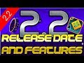 Geometry dash2.2 release date and features- youtube
