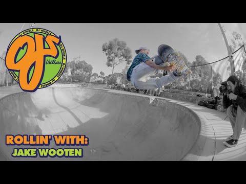Rollin' With Jake Wooten, Erick Winkowski, Henry Gartland, and the Crew | OJ Wheels