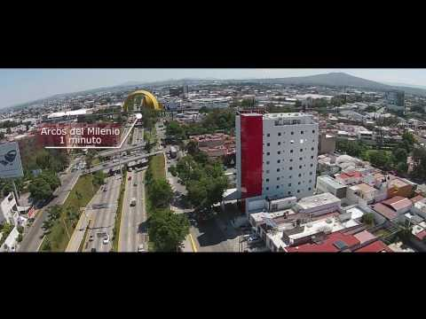 Hotel Eco Expo Guadalajara
