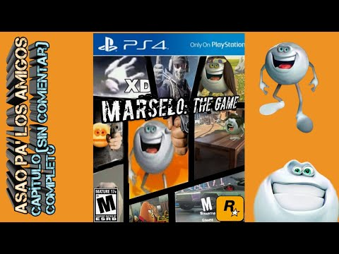 Marselo: The Game (Gameplay sin comentar) #1 Asao pa' los amigos