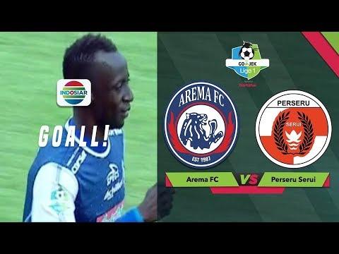 Goal Makan Konate - AREMA FC (1) vs (0) PERSERU SERUI | Go-Jek Liga 1 bersama Bukalapak Mp3