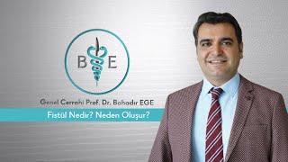 Anal fistül nedir? Neden Oluşur? / Prof. Dr. Bahadır Ege