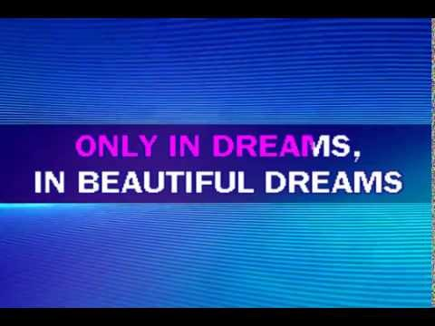 IN DREAMS KARAOKE Roy Orbison