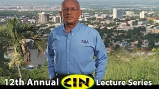 CIN LECTURE SERIES 2016