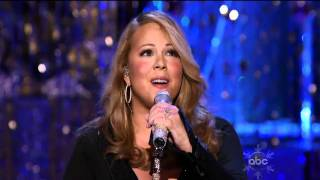 ᴴᴰ Mariah Carey - O Little Town of Bethlehem/Little Drummer Boy (Live ABC Christmas Special)