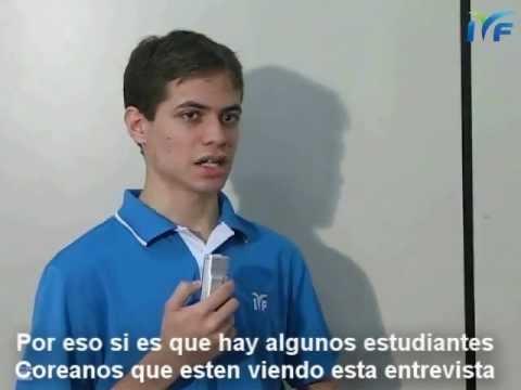 Augusto Aguilera volvió a Paraguay y agradece al programa GNC de IYF