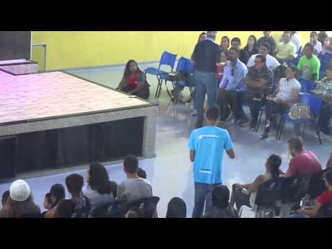 DAN DUKE ADORAÇÃO PROFÉTICA 2014 IBA ANGELIM