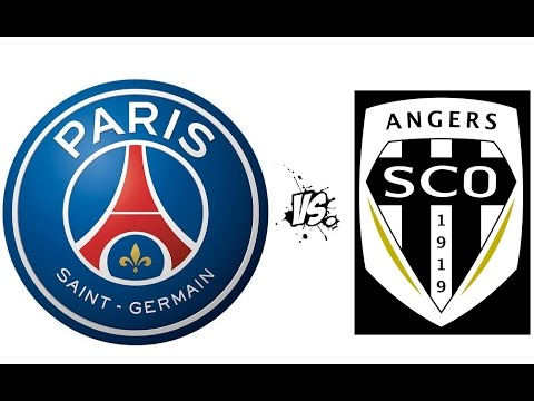 Psg vs angers live today 14-4-2017 - YouTube