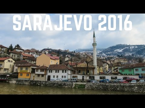 Sarajevo, Bosnia: My Visit to the Beauty of the Balkans