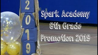 Spark Academy 8th Grade Promotion