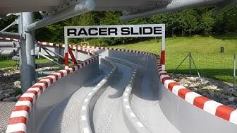 "Freibad Entfelden - Racer Slide ""Änte Flizzer"""