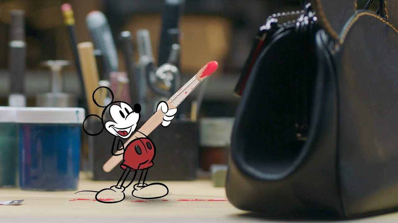 Introducing Disney X Coach Youtube