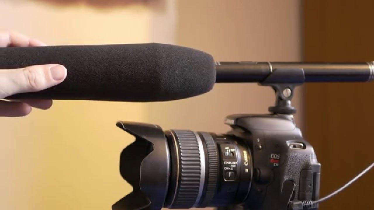 Best Shotgun Mic : the best cheap shotgun mic htdz 81 review youtube ~ Hamham.info Haus und Dekorationen
