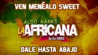 Aldo Ranks - La Africana (Video-Lyrics)