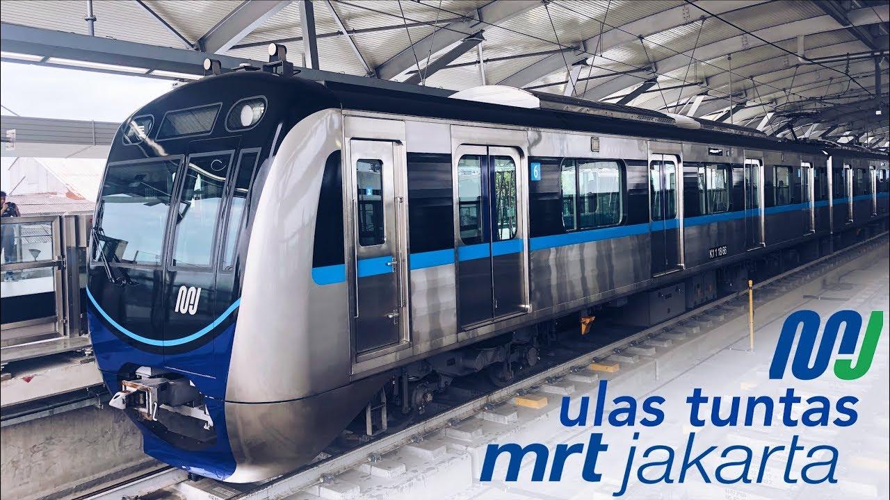 Ayo Coba Mrt Jakarta Ulas Tuntas Fasilitas Cara Naiknya Feat