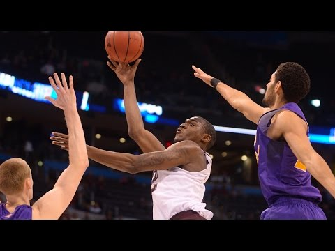 Northern Iowa vs. Texas A&M: End of regulation and overtime highlights