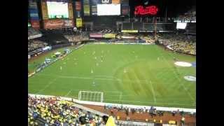 ECUADOR VS CHILE DESDE EL ESTADIO CITI FIELD DE NEW YORYK