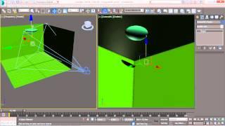 Autodesk 3ds Max 2014.Запись обучения. Урок 7