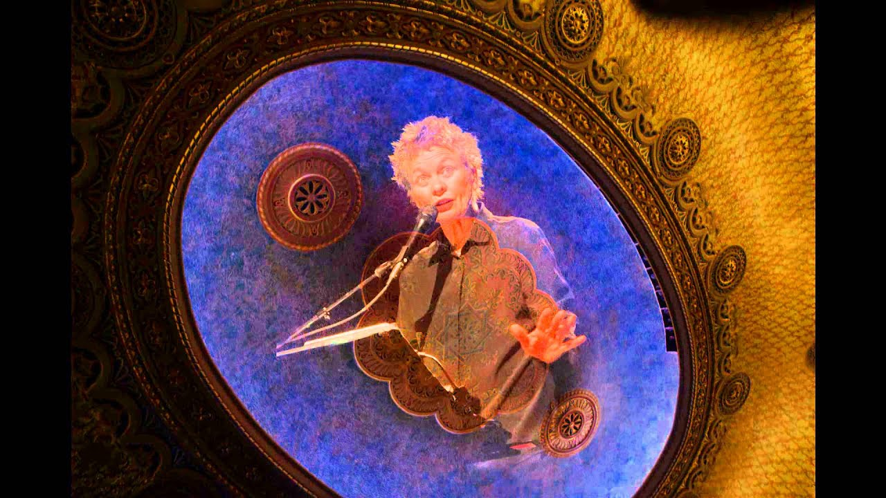 """Laurie Anderson and Kronos Quartet - """"Landfall"""" (excerpt) at Big Ears 2015"""
