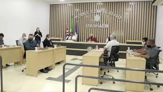 TV CÂMARA ITANHAÉM -  45° Sessão Extraordinária da Décima Sétima Legislatura