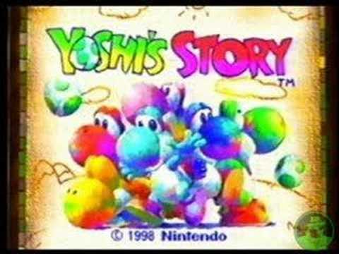 Yoshi's Story - Hard Times - louisalulu