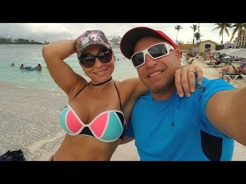 Nassau Bahamas island Vacation | tbt