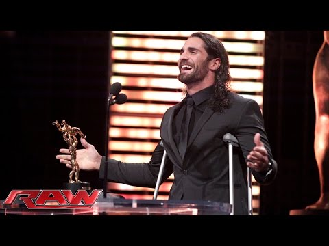 Superstar of the Year: 2015 Slammy Award Presentation