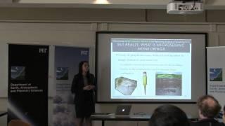 EAPS Senior Thesis Presentation 2014: Ann Alampi