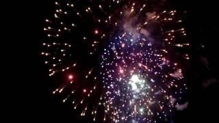 4th Of July 2009 Fireworks In Oaklyn, Nj