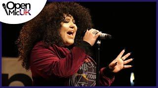 I'M CHANGING – JENNIFER HUDSON performed by SHANAYA at Open Mic UK singing contest