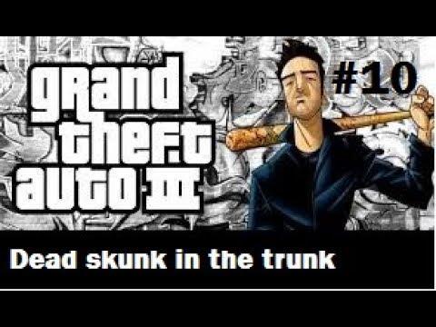 In spunk trunk