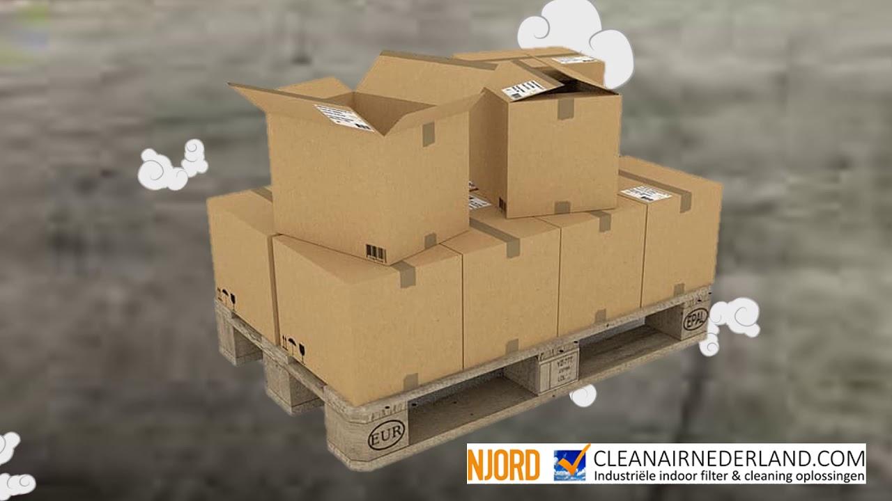 Clean Air binnen de logistiek: kostenreductie door anders denken.