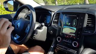 Así estaciona (casi) solo el nuevo Renault Koleos - Martín Sacán