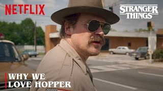 HOPPER WE LOVE YOU