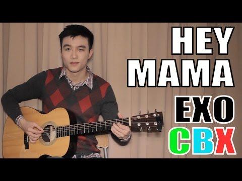 EXO-CBX - Hey Mama! - Guitar Cover