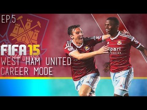 Fifa 15 | West Ham Career Mode!!! - Episode #5 - ZARATÉ ON FIRE!