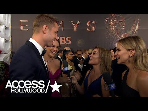 Emmys 2017: Justin Hartley Dishes On His Waxing Technique