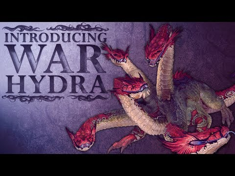 Total War: WARHAMMER 2 - Introducing... War Hydra