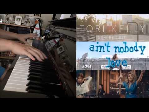 Tori Kelly- Nobody Love (Advanced Piano Cover by Amosdoll Music)