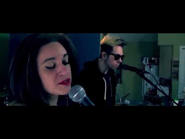 SAY SOMETHING - A GREAT BIG WORLD ft. christina aguilera (Cover by Kasson ft. Melina Fae)