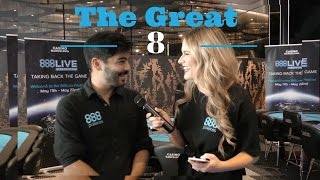 The Great 8 with Bruno Kawauti