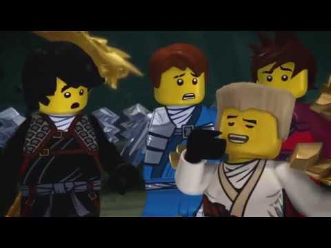 наборы лего ниндзя го кино