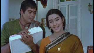 Milan - 8/15 - Bollywood Movie - Sunil Dutt & Nutan