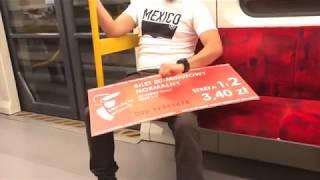 Public transport tickets in Warsaw