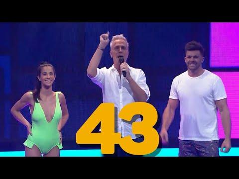 Programa 43 con Cande Molfese y Ruggero Pasquarelli (11-03 ...