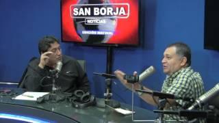 """""""Los Reyes Pobres'' en Radio San Borja"""