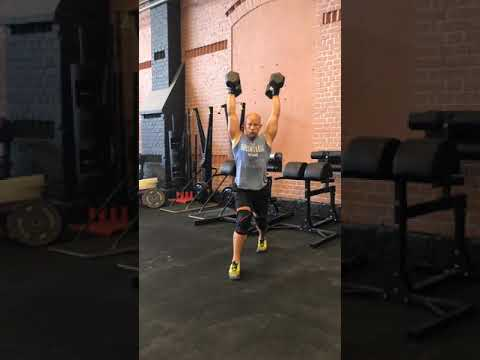 DB Clean Split Jerk
