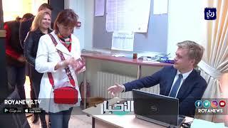 الجالية الروسية تشارك في الانتخابات الرئاسية - (16-3-2018)